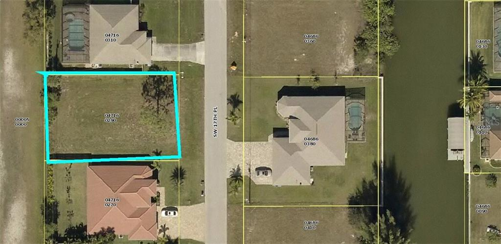 3504 SW 17TH PLACE Property Photo - CAPE CORAL, FL real estate listing