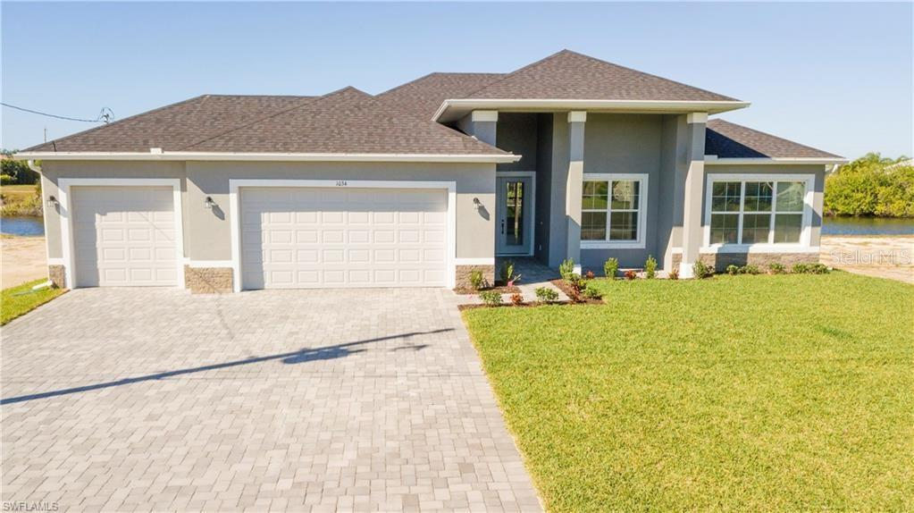 1034 NW 34TH AVE Property Photo - CAPE CORAL, FL real estate listing