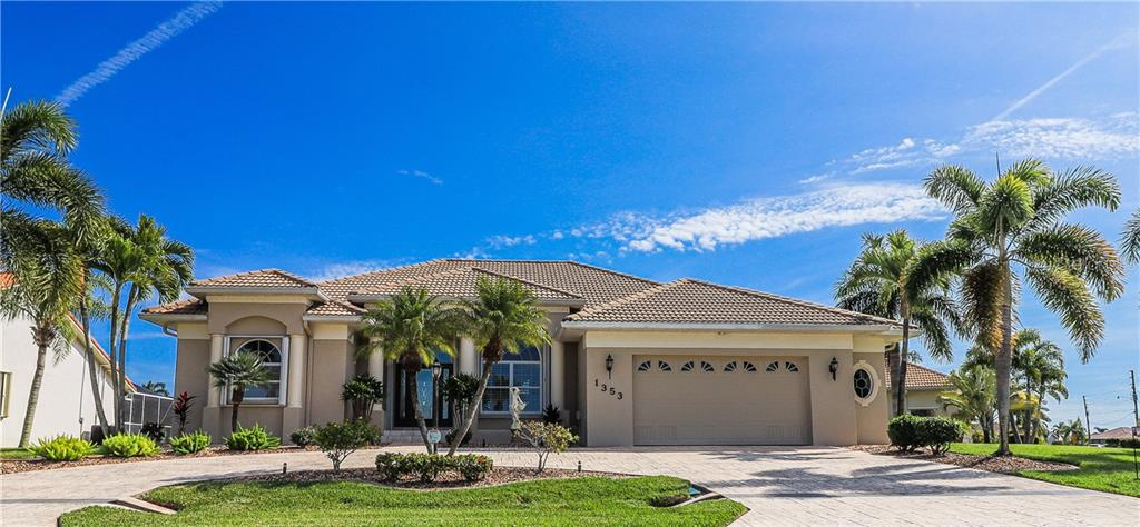 1353 THRASHER DR Property Photo - PUNTA GORDA, FL real estate listing