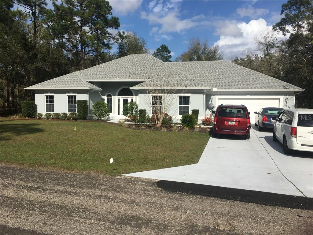 10099 N SHERMAN DR Property Photo - CITRUS SPRINGS, FL real estate listing