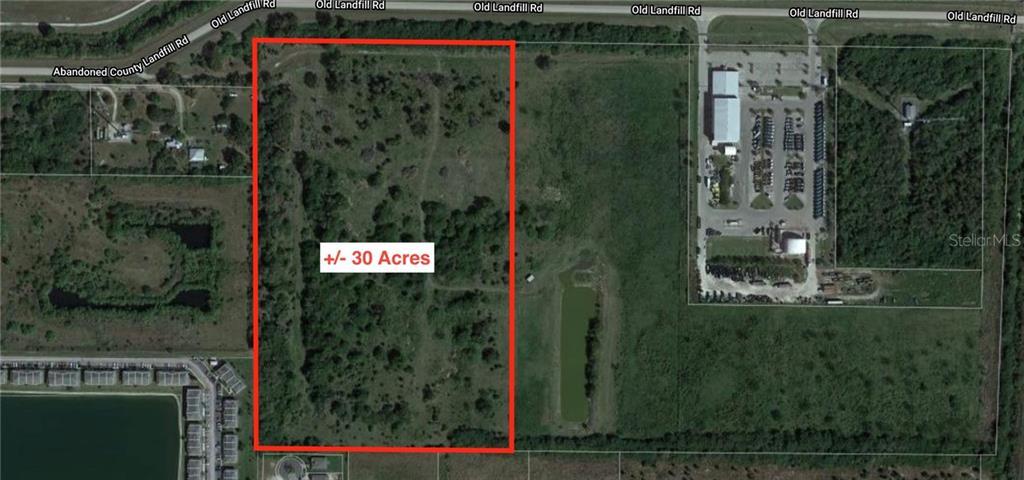 25505 OLD LANDFILL ROAD Property Photo - PORT CHARLOTTE, FL real estate listing