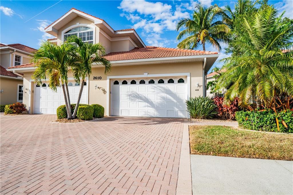 2610 TARPON COVE DR #422 Property Photo - PUNTA GORDA, FL real estate listing