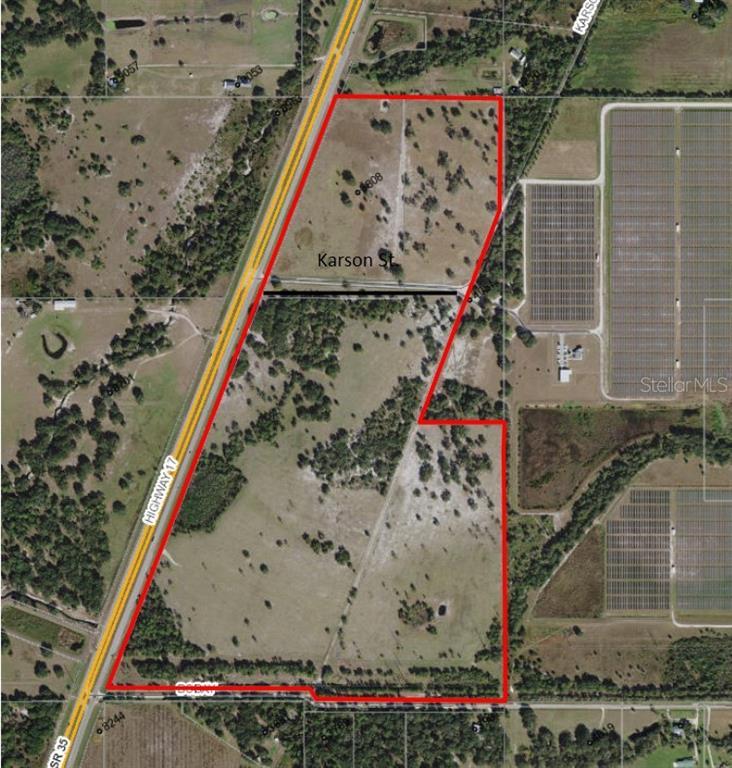 4051 NE KARSON ST Property Photo - ARCADIA, FL real estate listing