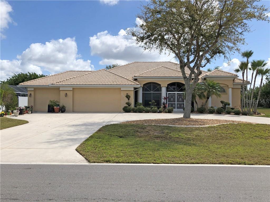 4024 FLAMINGO BLVD Property Photo - PORT CHARLOTTE, FL real estate listing