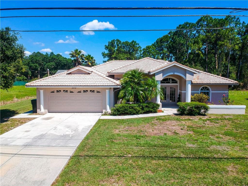 3510 S SUMTER BLVD Property Photo - NORTH PORT, FL real estate listing