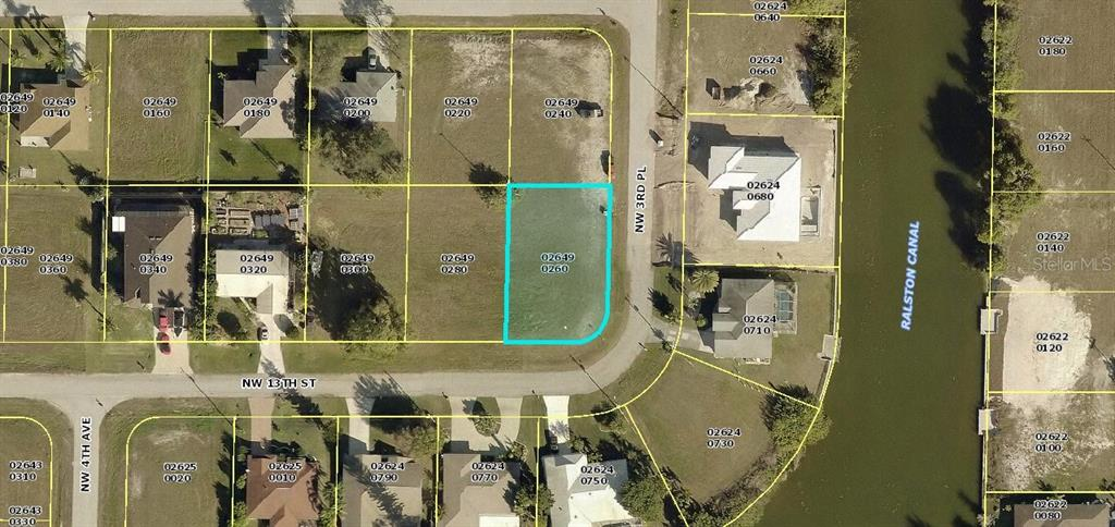 307 NW 13TH ST Property Photo - CAPE CORAL, FL real estate listing