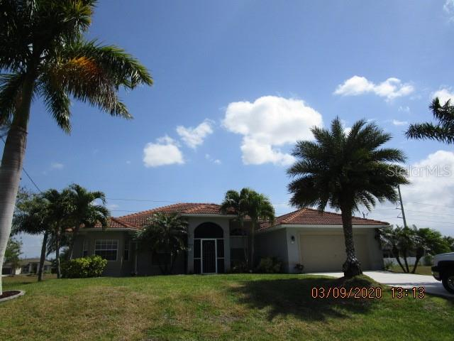 1743 NW 24TH PL Property Photo - CAPE CORAL, FL real estate listing