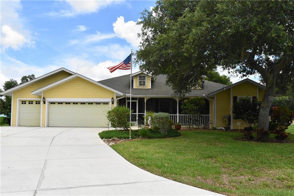 2660 PEBBLE CREEK PLACE Property Photo - PORT CHARLOTTE, FL real estate listing