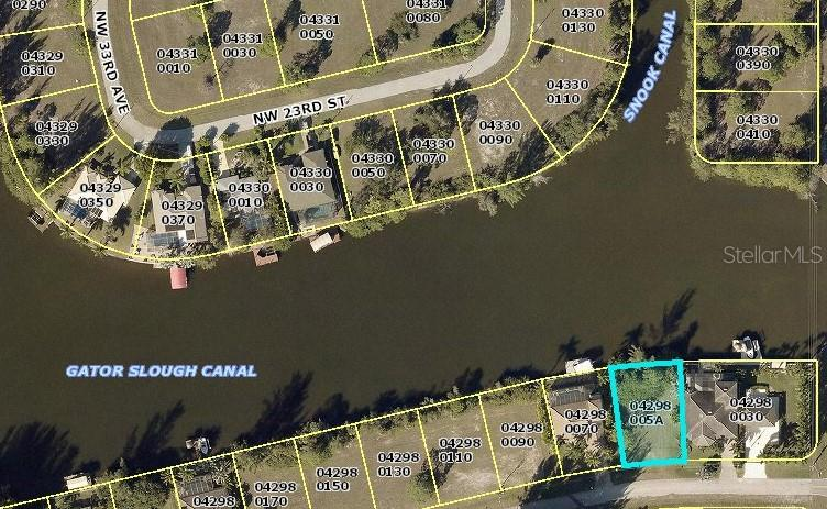 3209 NW 21ST TER Property Photo - CAPE CORAL, FL real estate listing