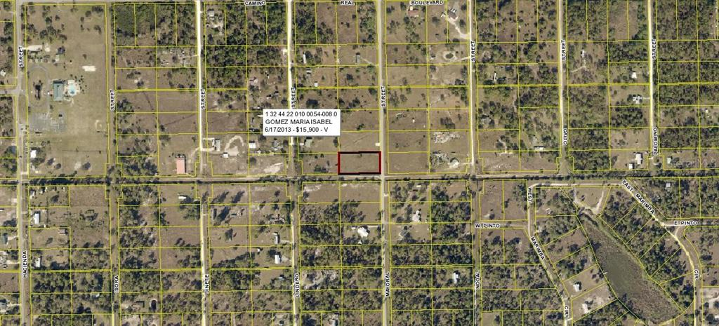 4210 N MAYORAL ST Property Photo - CLEWISTON, FL real estate listing