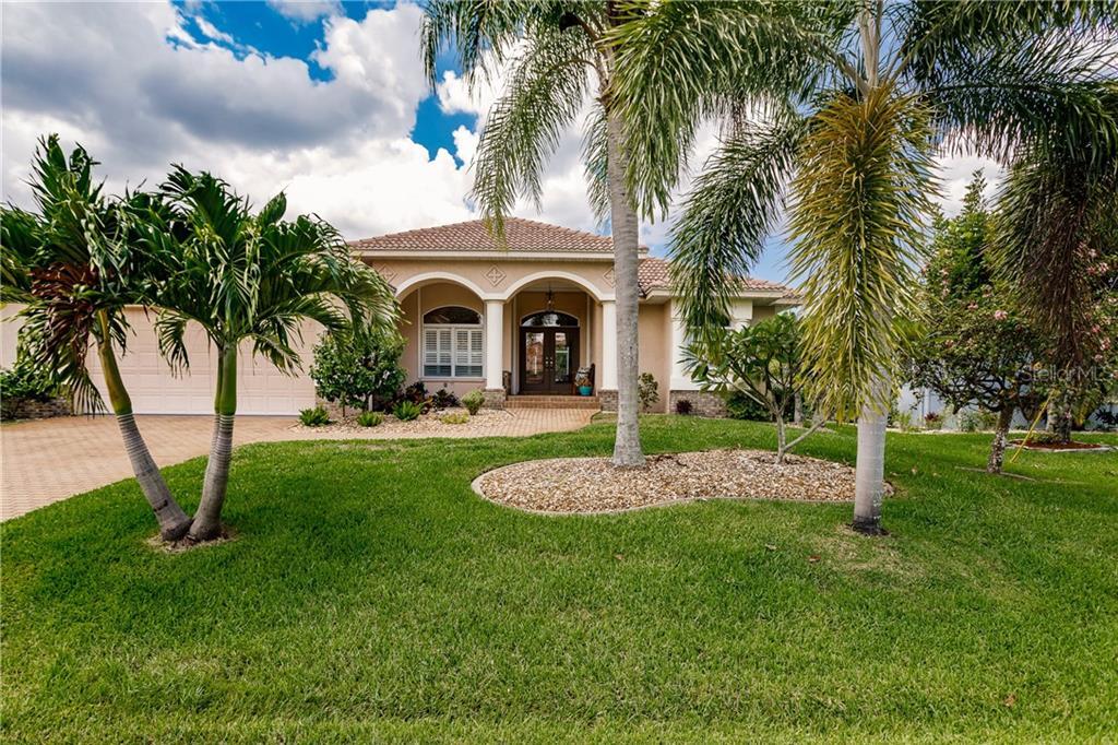3266 TRIPOLI BLVD Property Photo - PUNTA GORDA, FL real estate listing