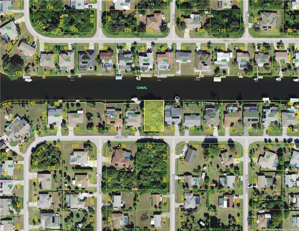 18494 BRIGGS CIRCLE Property Photo - PORT CHARLOTTE, FL real estate listing