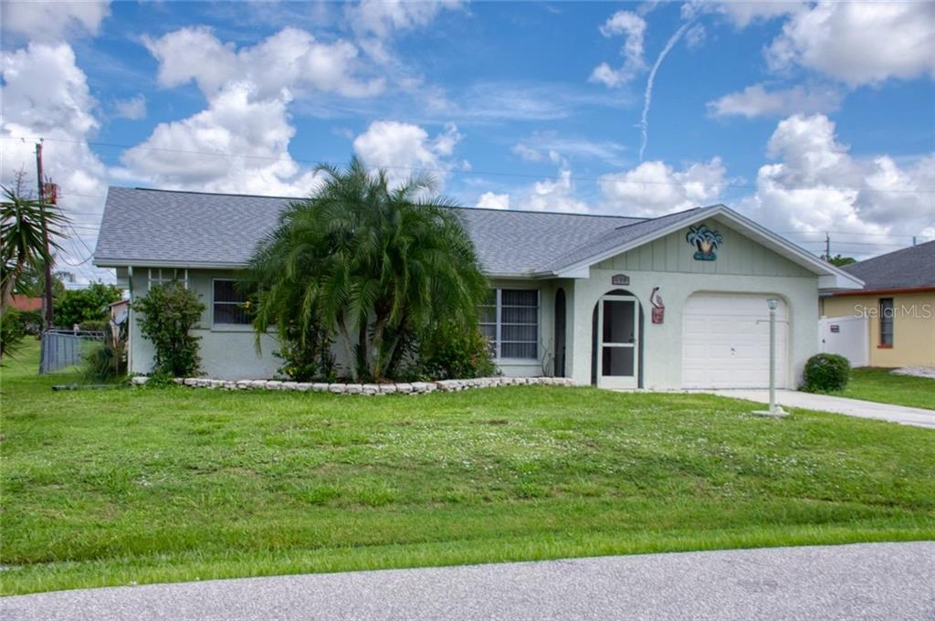 610 CHAMBER STREET NW Property Photo - PORT CHARLOTTE, FL real estate listing