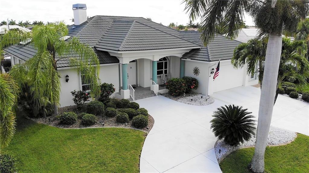 548 PORT BENDRES DR Property Photo - PUNTA GORDA, FL real estate listing