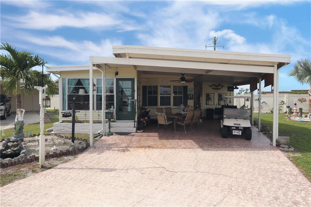 74 SANDERS CT Property Photo - NORTH FORT MYERS, FL real estate listing