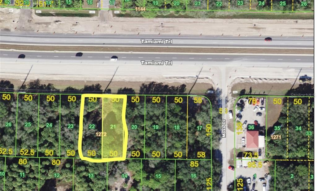 633 And 635 Tamiami Trail Property Photo
