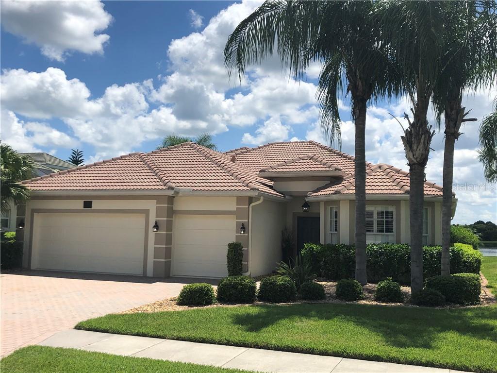 1386 CREEK NINE DR Property Photo - NORTH PORT, FL real estate listing