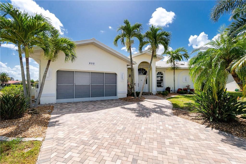 800 LUCIA DR Property Photo - PUNTA GORDA, FL real estate listing