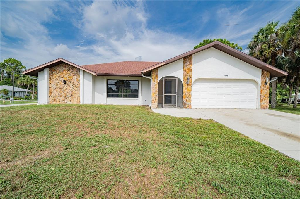 4040 DURANT STREET Property Photo - PORT CHARLOTTE, FL real estate listing