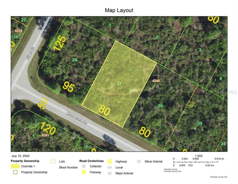 14032 Monserrate Lane Property Photo