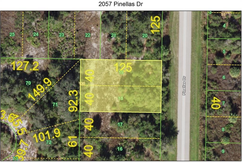 2057 Pinellas Drive Property Photo