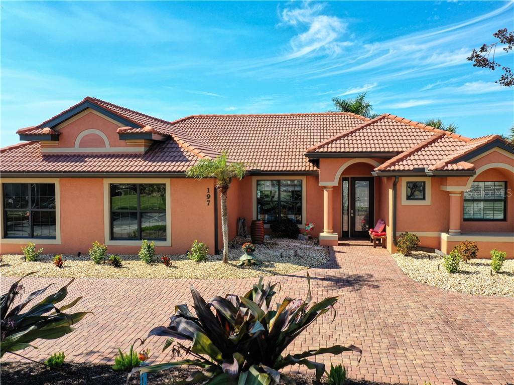 197 GULFVIEW ROAD Property Photo - PUNTA GORDA, FL real estate listing