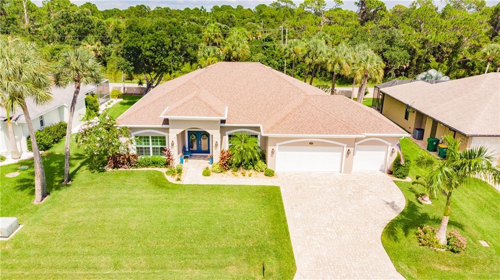 2410 PEBBLE CREEK PLACE Property Photo - PORT CHARLOTTE, FL real estate listing