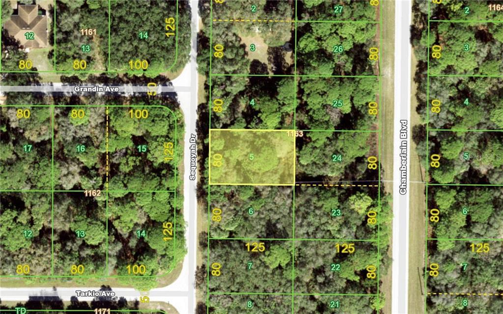 190 Sequoyah Drive Property Photo