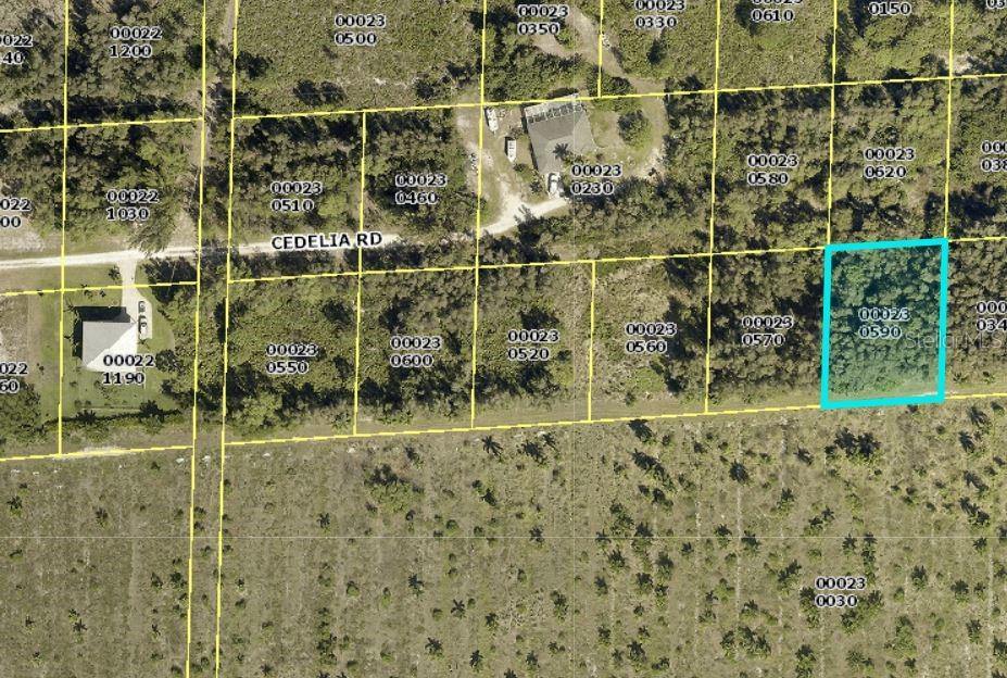 6045 CEDELIA ROAD Property Photo - BOKEELIA, FL real estate listing