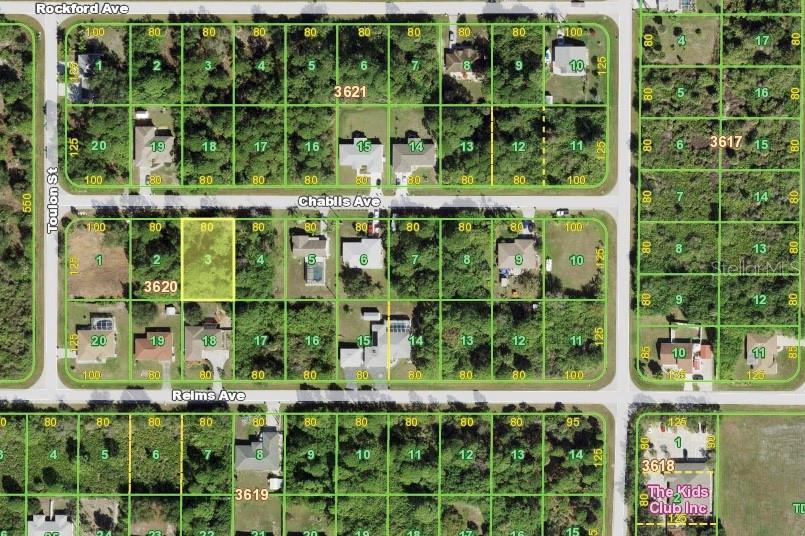 10405 CHABLIS AVENUE Property Photo