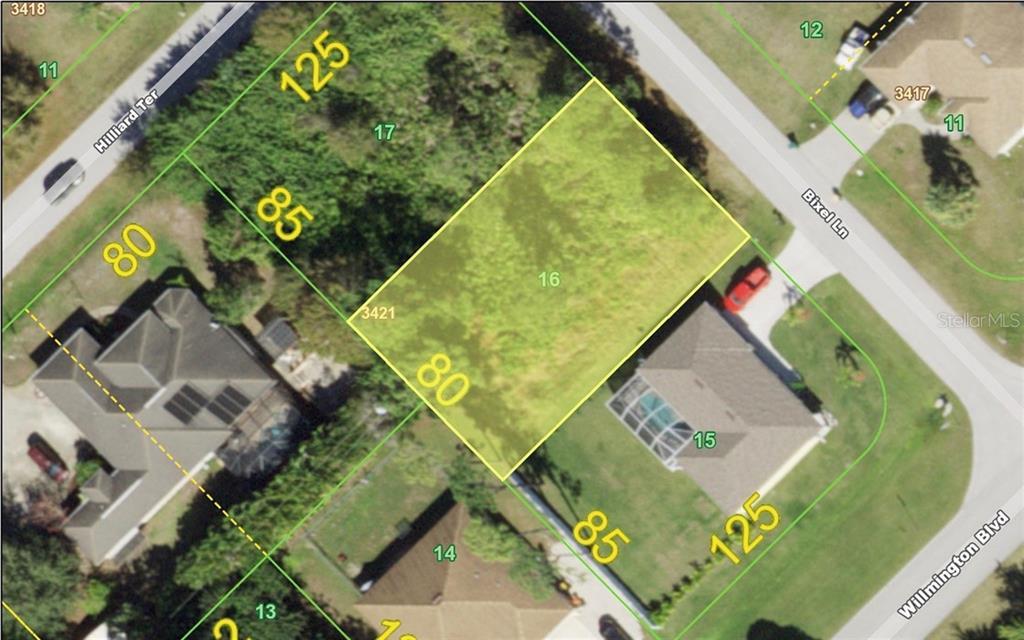 6225 Bixel Lane Property Photo