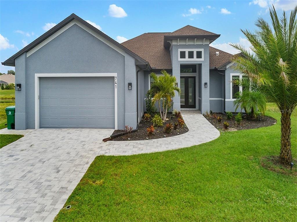 741 ROTONDA CIRCLE Property Photo - ROTONDA WEST, FL real estate listing
