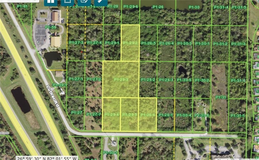 2360 LUTHER ROAD Property Photo - PUNTA GORDA, FL real estate listing