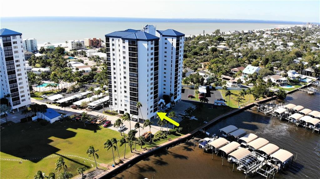 4753 ESTERO BOULEVARD #101 Property Photo - FORT MYERS BEACH, FL real estate listing