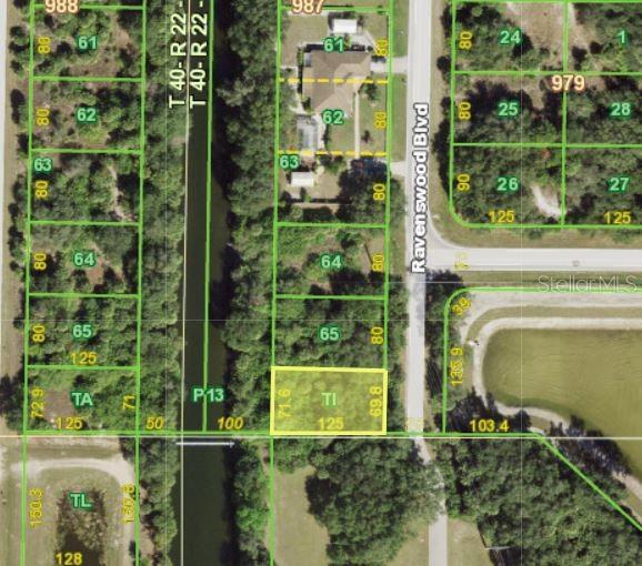 527 Ravenswood Boulevard Property Photo