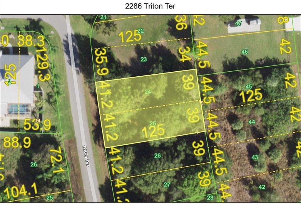 2286 Triton Terrace Property Photo