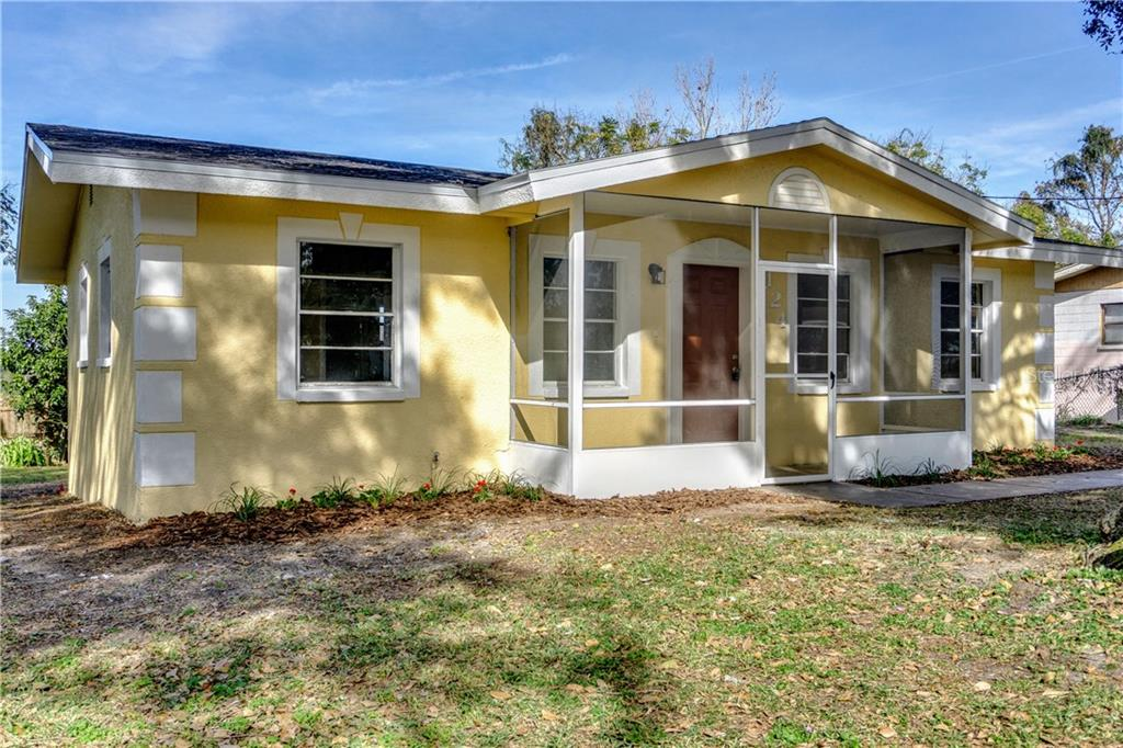 124 ORANGE DRIVE Property Photo - LAKE HAMILTON, FL real estate listing