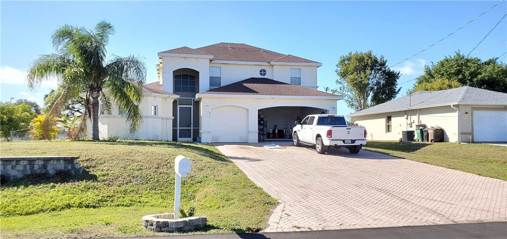 400 NW JUANITA PLACE Property Photo - CAPE CORAL, FL real estate listing