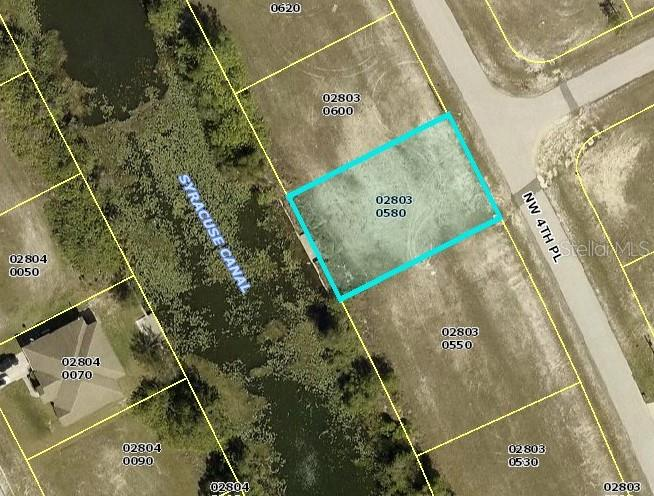 3222 NW 4TH PLACE Property Photo - CAPE CORAL, FL real estate listing