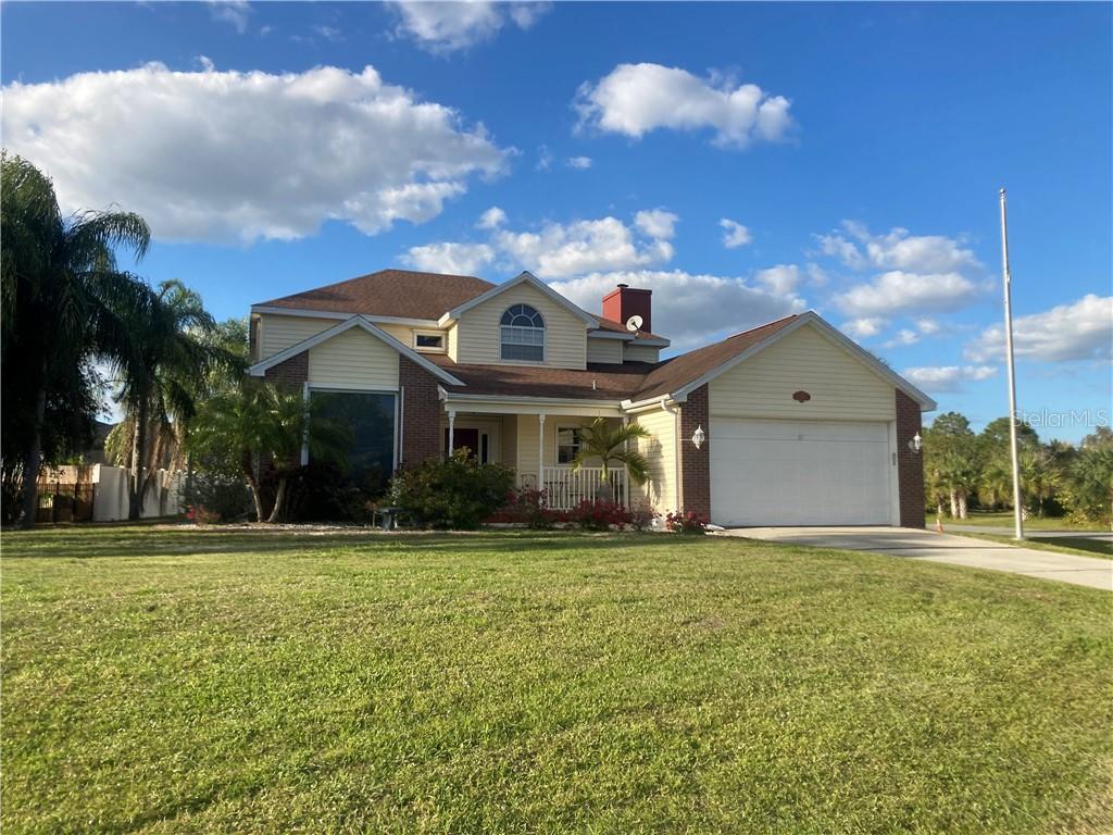 3663 PEACE RIVER DRIVE Property Photo - PUNTA GORDA, FL real estate listing