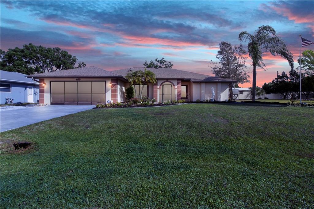 23148 CORVIN AVENUE Property Photo - PORT CHARLOTTE, FL real estate listing