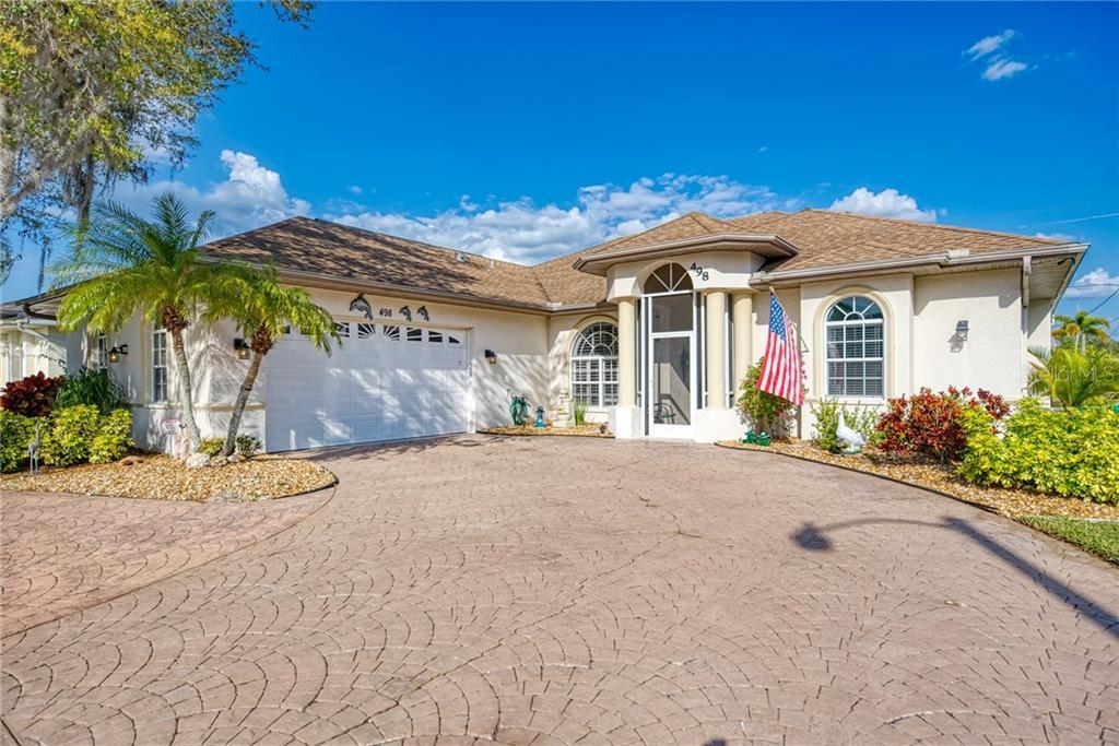 498 ORLANDO BOULEVARD Property Photo - PORT CHARLOTTE, FL real estate listing