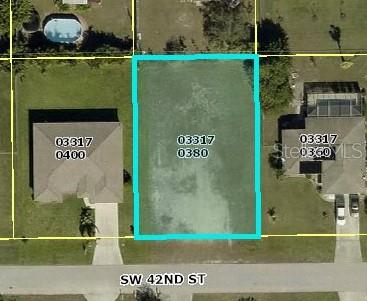1119 SW 42ND STREET Property Photo - CAPE CORAL, FL real estate listing