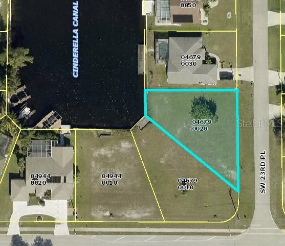 4138 SW 23RD PLACE Property Photo - CAPE CORAL, FL real estate listing