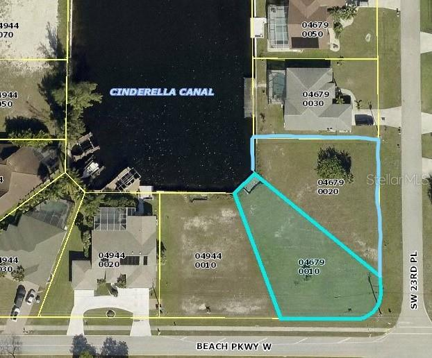 2317 BEACH PARKWAY W Property Photo - CAPE CORAL, FL real estate listing