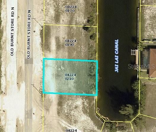 811 OLD BURNT STORE ROAD N Property Photo - CAPE CORAL, FL real estate listing
