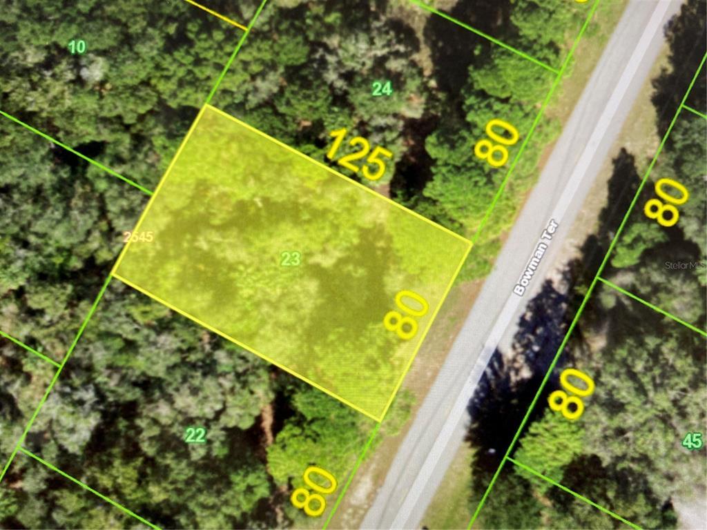 915 Bowman Terrace Property Photo