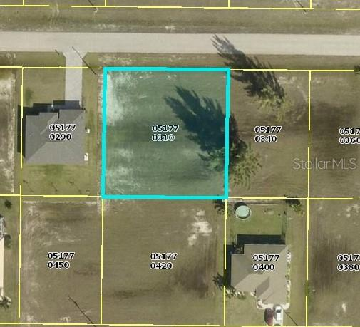 4110 NW 25TH STREET Property Photo - CAPE CORAL, FL real estate listing