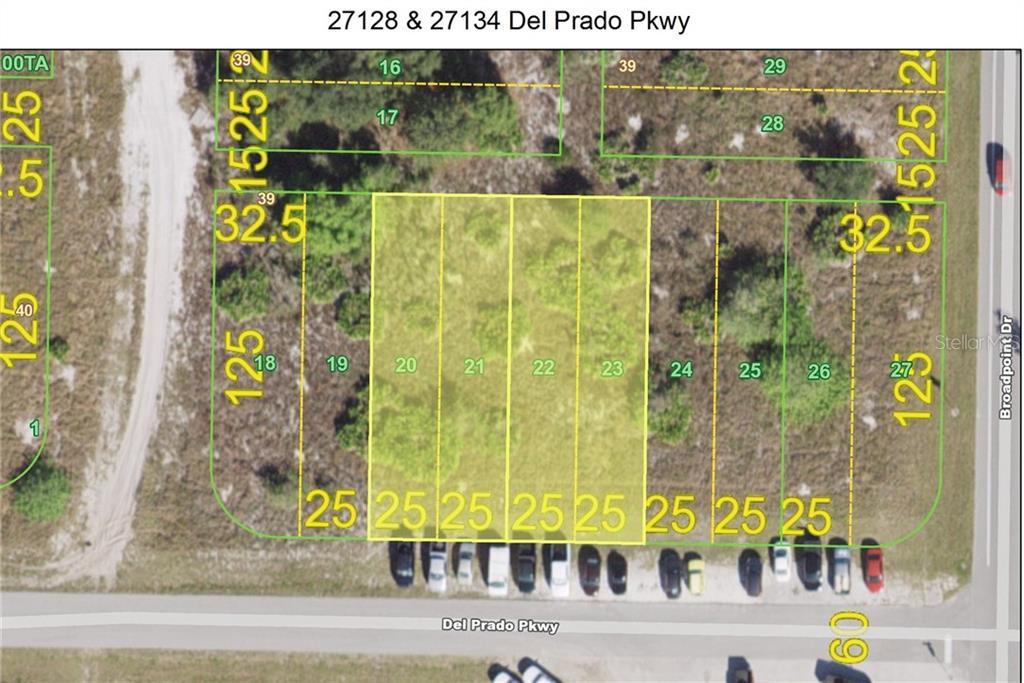 27128 & 27134 Del Prado Parkway Property Photo