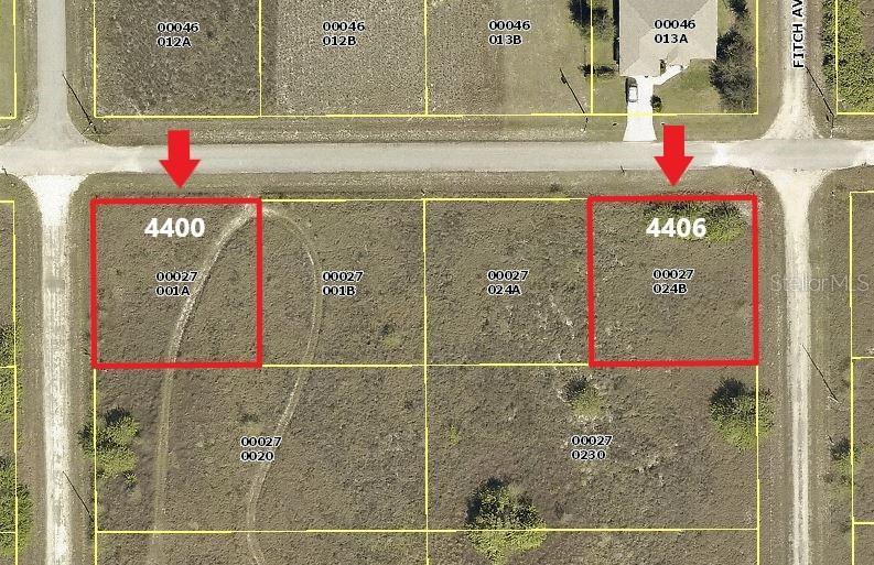 4406 & 4400 E 15TH STREET Property Photo - LEHIGH ACRES, FL real estate listing